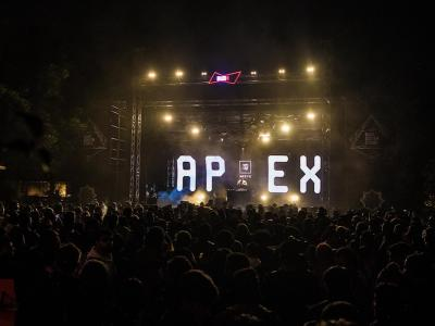 APEX: SPRYK's Quest For The Ultimate Music Festival Experience