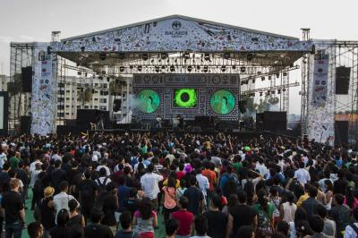 Through The Eye Of A Lens: NH7 Weekender