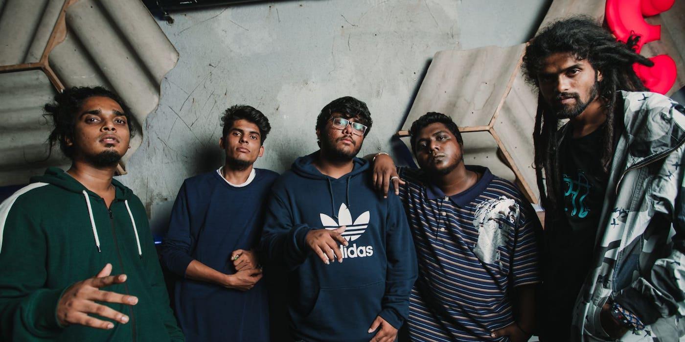 Swadesi, MC Mastaan, Kaali Duniya & Azaad Forward Bloc