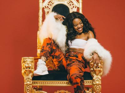 Lady Leshurr: Flying The Flag For UK Hip-Hop