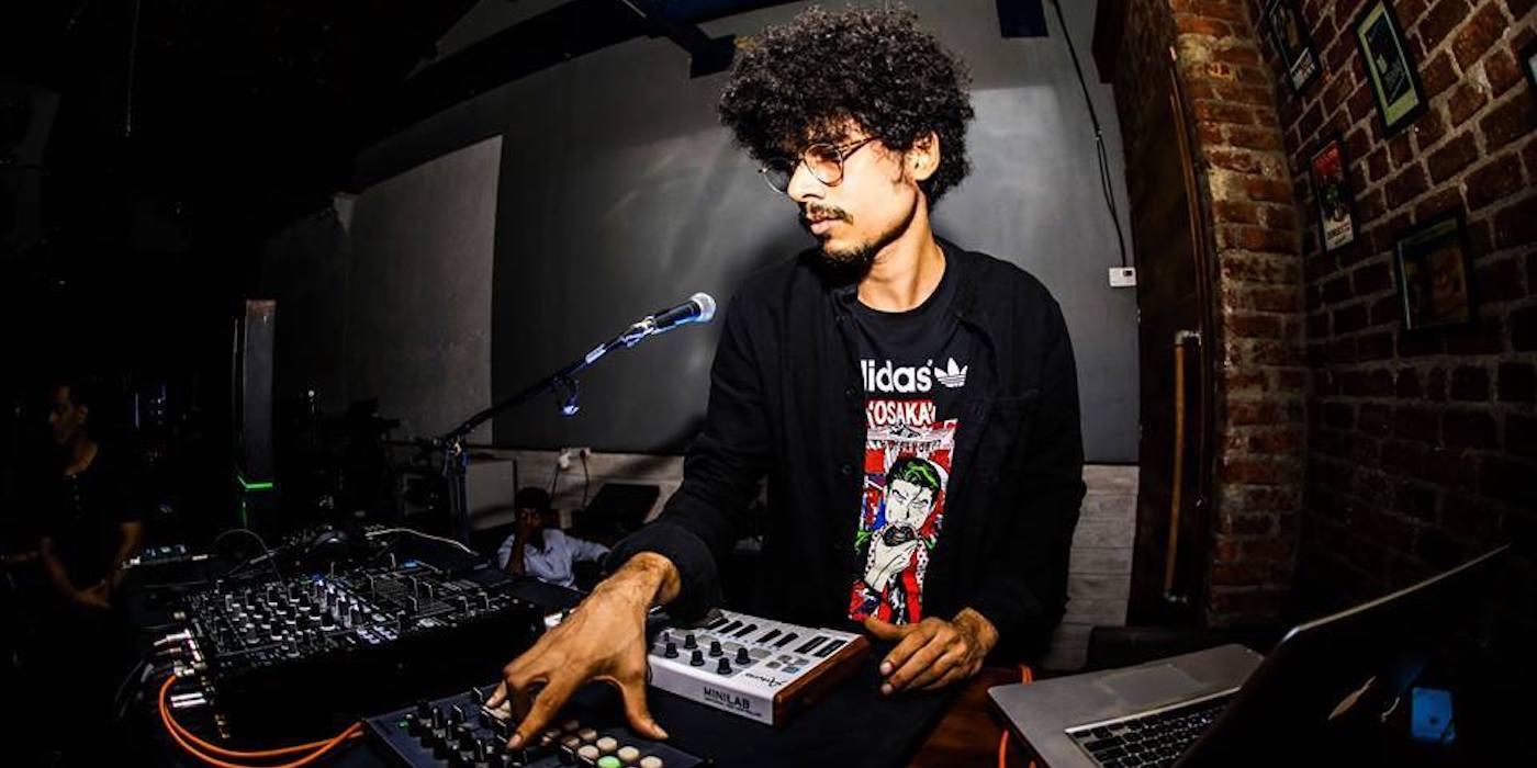 Vachan Chinnappa & Madboy (DJ set)