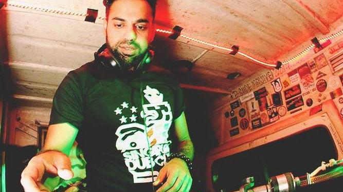 General Zooz, Diggy Dang, DJ MoCity & Nishant Gill