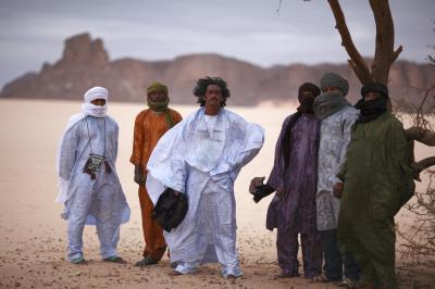 Tinariwen: From The Deserts Of West Africa To The Deserts Of India