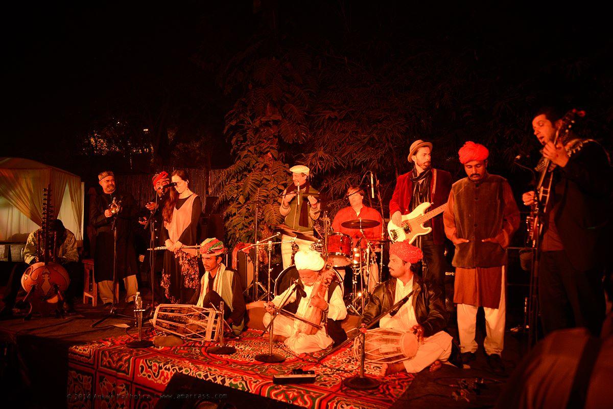 Lakha Khan & Barmer Boys