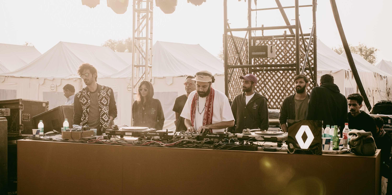 Boxout Soundsystem, MC Soopy & Shama Anwar