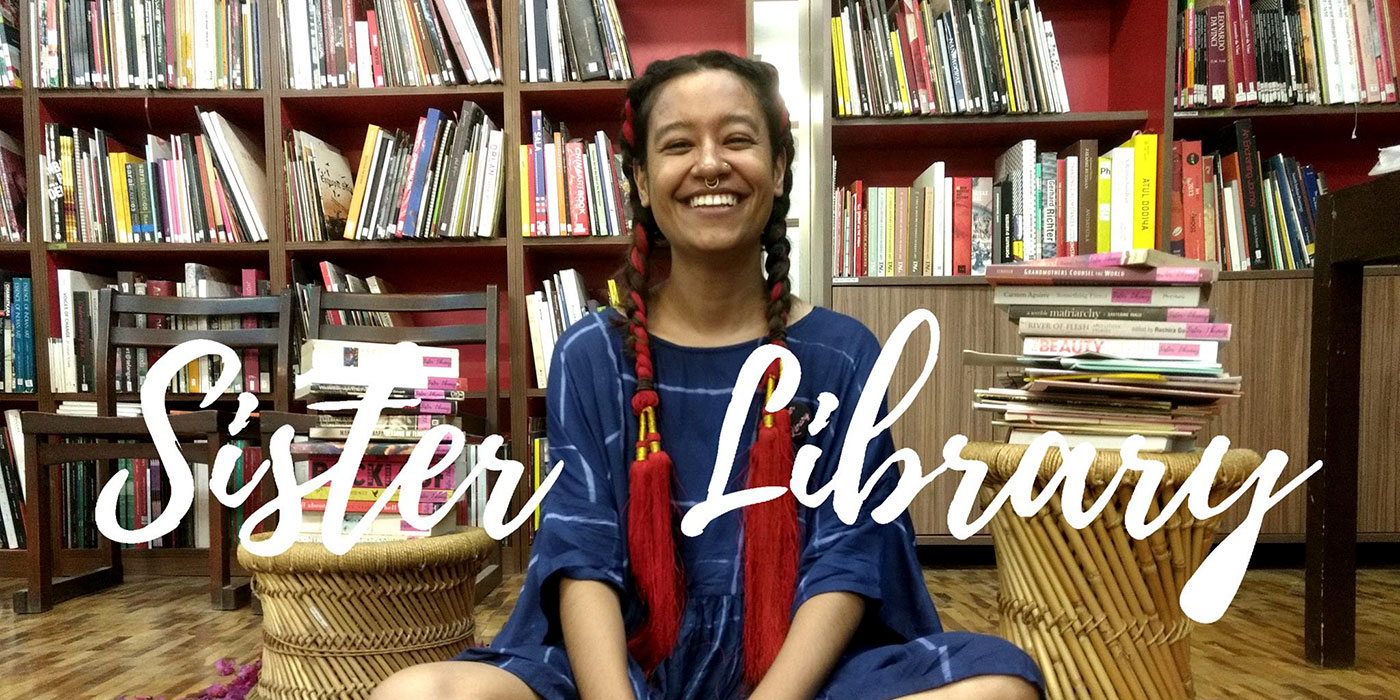 Sister Library x NBNW