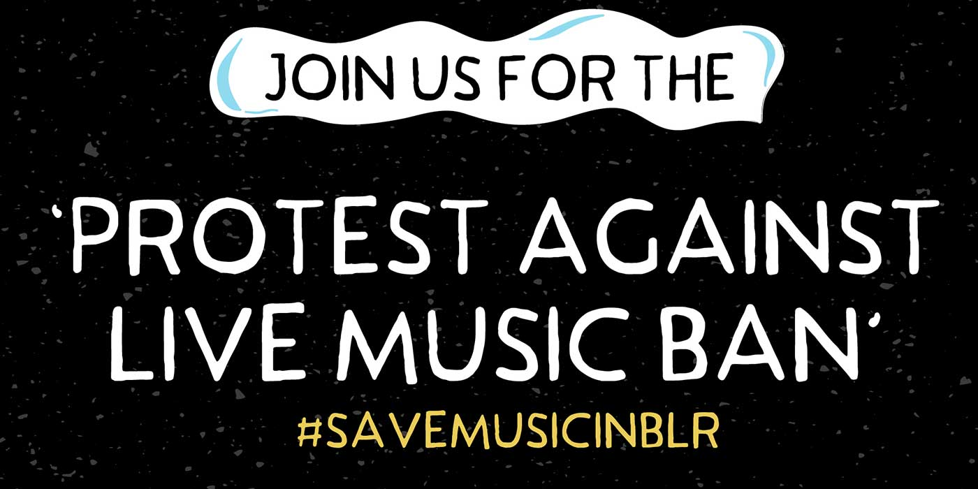 Protest The Music Ban