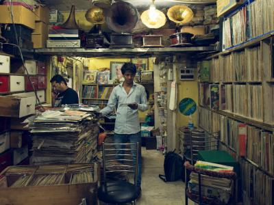 'Hail the record. Join the revolution': A Glimpse Into India's Vinyl Revival