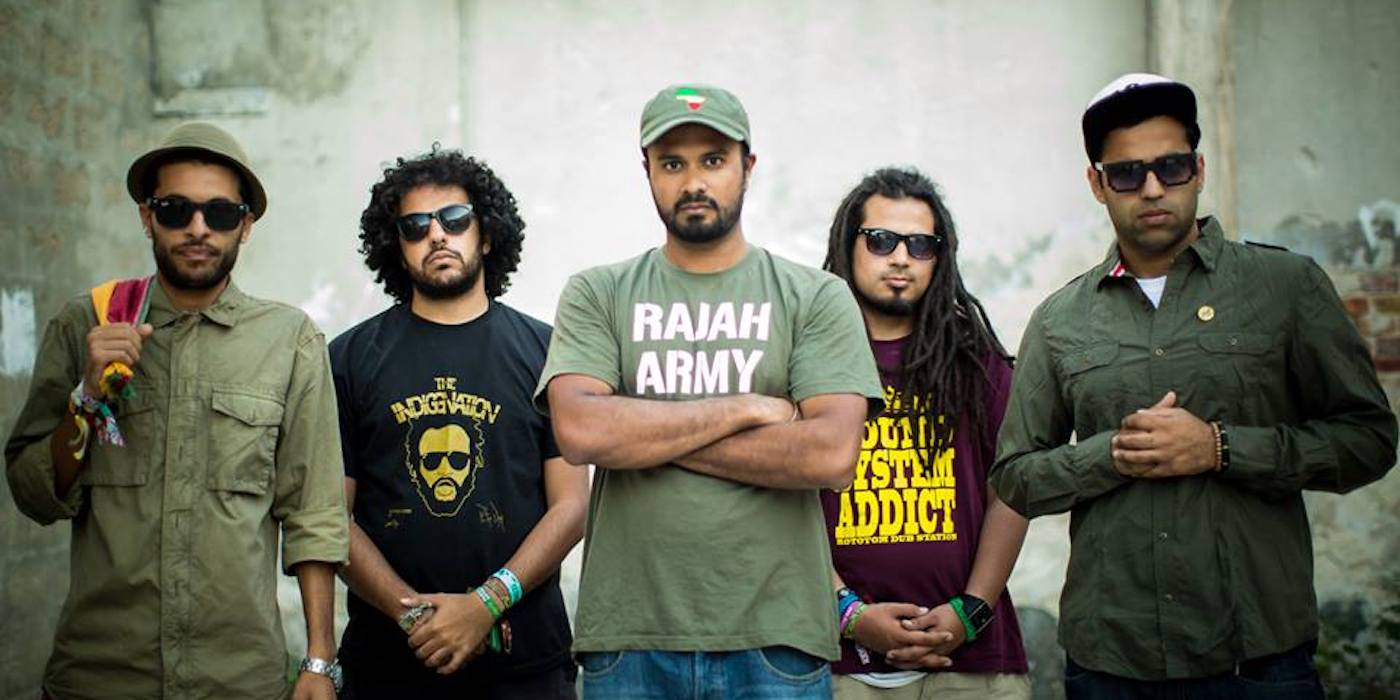 Reggae Rajahs & Coven Code