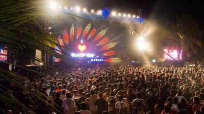 Review: Sunburn Festival 2012