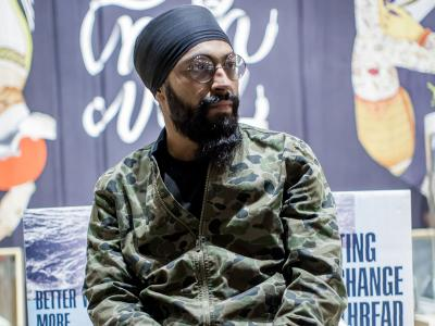 """I'm coming to snatch the throne"": Prabh Deep on 'Class-Sikh'"