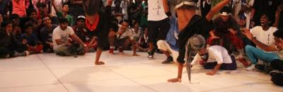 Cypherhoic: Calling All Bboys & Bgirls