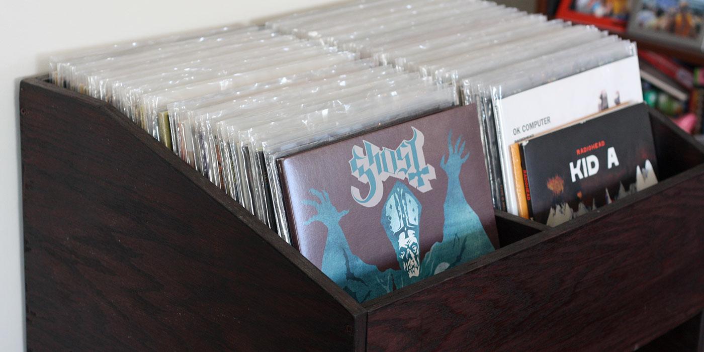 The Vinyl Pop Up Mumbai