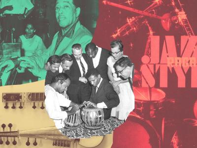 An Unlikely Marriage: Indian Classical Music's Century-Old Flirtation With Jazz