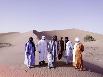 Straight From The Sahara: Tinariwen, A Nomadic, Tuareg Band